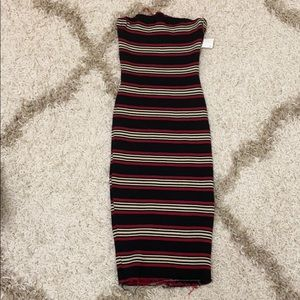 Midi Tube Dress